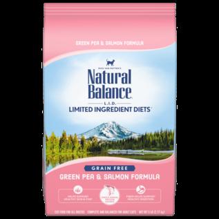 Natural Balance Natural Balance LID Green Pea & Salmon Cat 5#