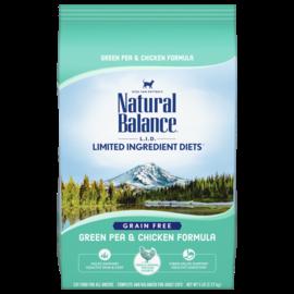 Natural Balance Natural Balance LID Green Pea & Chicken Cat 5#