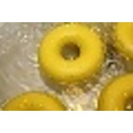 GouhgNuts GoughNuts Original Yellow Ring 40-70Lb
