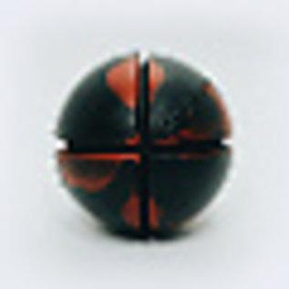GouhgNuts Goughnut Original Ball Black