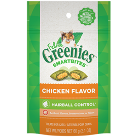 Greenies Greenies Cat SmartBites Hairball Controll Chicken 4.6oz