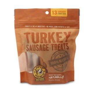 Happy Howies Happy Howie's Turkey Sausage Treats Bag
