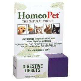 Homeopet Homeopet Digestive Upset Dog/cat