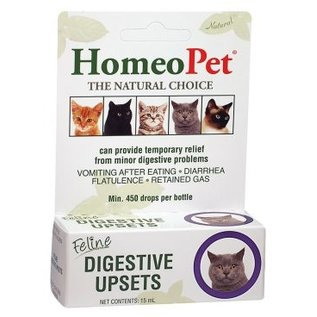 Homeopet HomeoPet Feline  Digestive Upsets