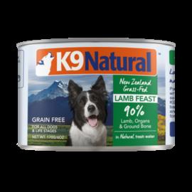 K9 Naturals K9 Naturals Lamb 6oz