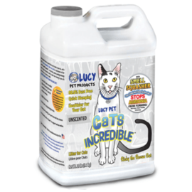 Lucy's Lucy Cat Incredible Litter 20# Jug