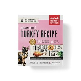 Honest Kitchen Honest Kitchen Cat GF Turkey 4#