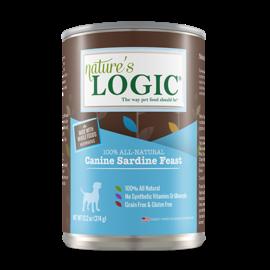 Nature's Logic Nature's Logic Sardine Dog 13oz