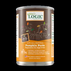 Nature's Logic Nature's Logic Pumpkin Puree 15oz
