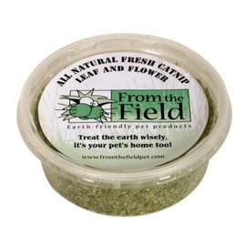 From the Field From the Field Fresh Catnip 1 oz. tub