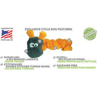 Cycle Dog Cycle Dog Orange Plush Caterpillar