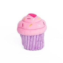 Zippy Paws Zippy Paws Pink Cupcake Toy