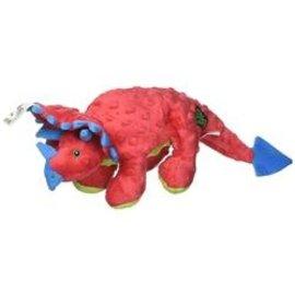 Go Dog Go Dog Dinos Triceratops Red LRG