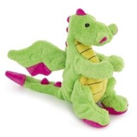 Go Dog Go Dog Dragon Bright Green & Pink SM