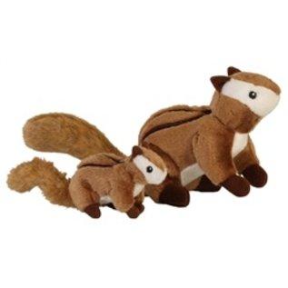 Go Dog Go Dog Wildlife Chipmunk LRG