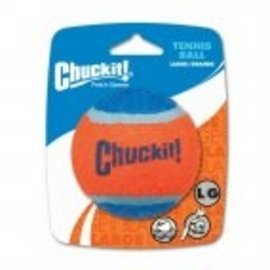 Chuck it Chuckit! Tennis Ball 1pk LG