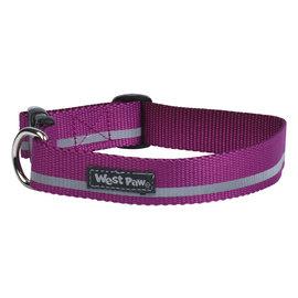 West Paw West Paw Dog Collar Fuchsia LG