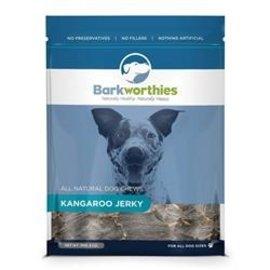 Barkworthies Barkworthies Kangaroo Jerky 4oz