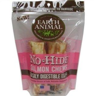 Earth Animal Earth Animal No Hide Salmon Chews 4'' 2 Pack