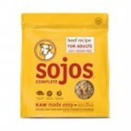 Sojos Sojos Complete Adult Beef Dog 7#