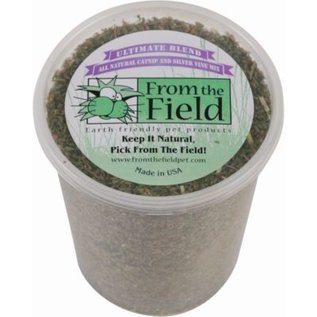From the Field From The Field Ultimate Blend Catnop  3.5 oz. Tub C