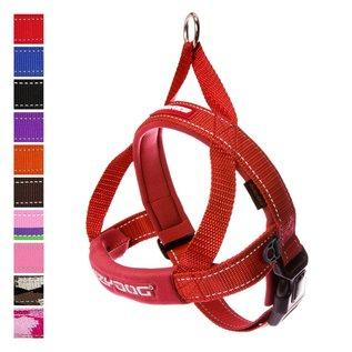EzyDog EzyDog Quick Fit Harness Red SM