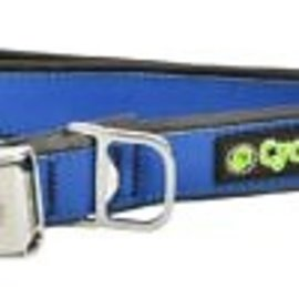 Cycle Dog Cycle Dog Collar Reflective Blue Medium