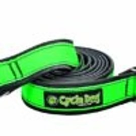 Cycle Dog Cycle Dog Reflective Leash 6ft Green