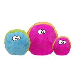 Cycle Dog Cycle Dog Fuzzies Ball Blue-Green Med