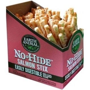 Earth Animal Earth Animal No Hide Salmon Stix Single
