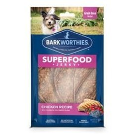 Barkworthies Barkworthies Chicken Berry Jerky 4oz