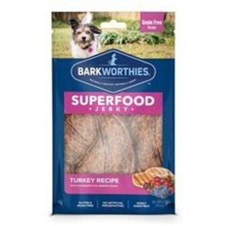 Barkworthies Barkworthies Turkey Cranberry Jerky 4oz