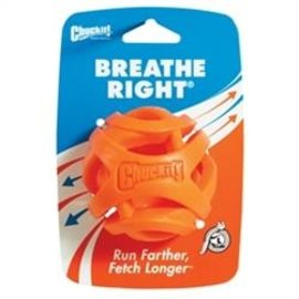 Chuck it Chuckit! Breathe Right Fetch Ball Med