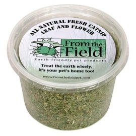 From the Field From The Field Leaf & Flower Catnip Tub