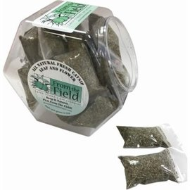 From the Field From The Field Catnip Mini Max Leaf & Flower .2oz Clear Bag