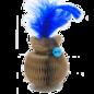 Doyen World Doyenworld Cat Honeycomb Catnip Toy Beige