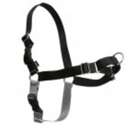 Easy Walk Easy Walk Harness Black/Silver X-Large
