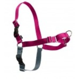 Easy Walk Easy Walk Harness Raspberry/Gray Medium