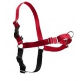 Easy Walk Easy Walk Harness Red/Black Medium