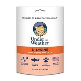 Under the Weather Under the Weather L-Lysine Cat