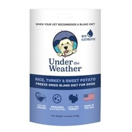 Under the Weather Under the Weather Turkey and Sweet Potato