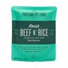 Portland Pet Food Portland Pet Food Rosie's Beef N' Rice 9oz