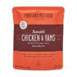 Portland Pet Food Portland Pet Food Tuxedo's Chicken & Yams 9oz