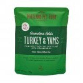 Portland Pet Food Portland Pet Food Grandma Ada's Turkey & Yams 9oz