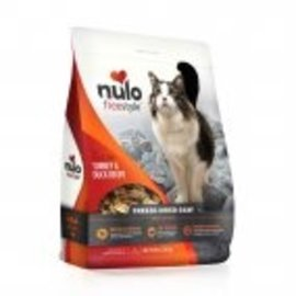 Nulo Nulo Turkey and Duck Freeze Dried Cat 8oz
