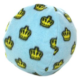 VIP Pet Products Mighty Dog Ball Med Blue