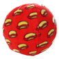 VIP Pet Products Mighty Dog Ball Medium Red