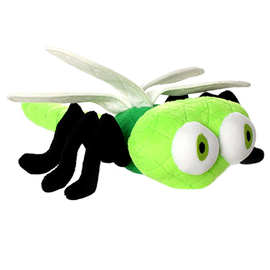 VIP Pet Products Mighty Dog DragonFly Green Large