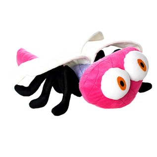 VIP Pet Products Mighty Dog Dragonfly Pink