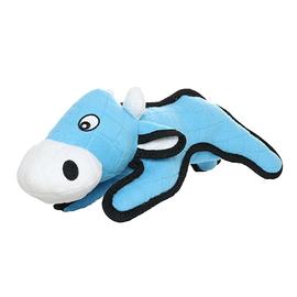 Tuffy Tuffy Cow Blue Jr